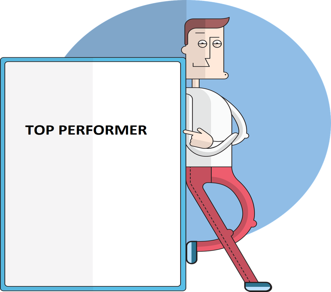 characteristics of top performers we all aspire to be seen as a top performer in our fields of work but have you ever thought what makes some people more successful and result oriented than
