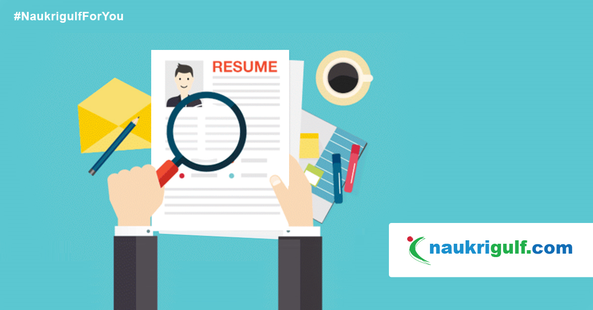 Basic Differences Between Cv And Resume Naukrigulf Com
